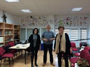 Presentación de las Jornadas en Huelva