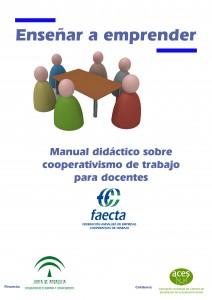 Portada del Manual Didáctico sobre Cooperativismo de Trabajo para docentes