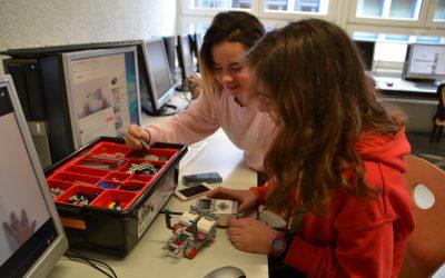 Robotics goes Europe
