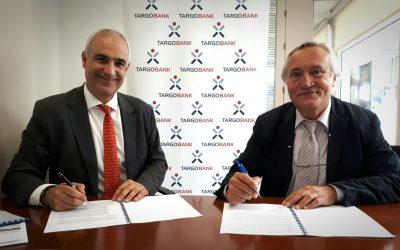 Firma acuerdo con TARGOBANK