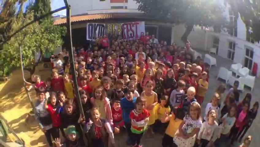 Oktoberfest Colegio Huerta Santa Ana