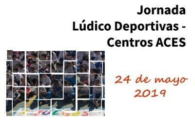 Jornada Lúdico Deportiva – Centros ACES
