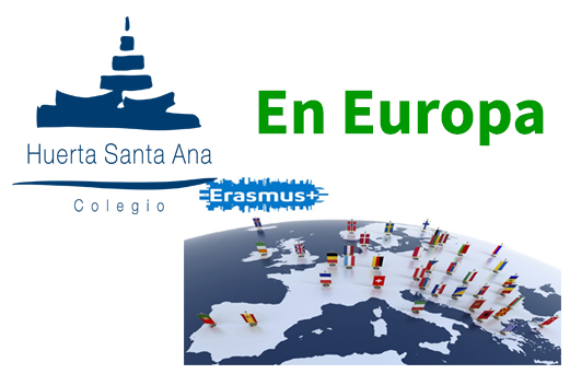 Colegio Huerta Santa Ana en Europa