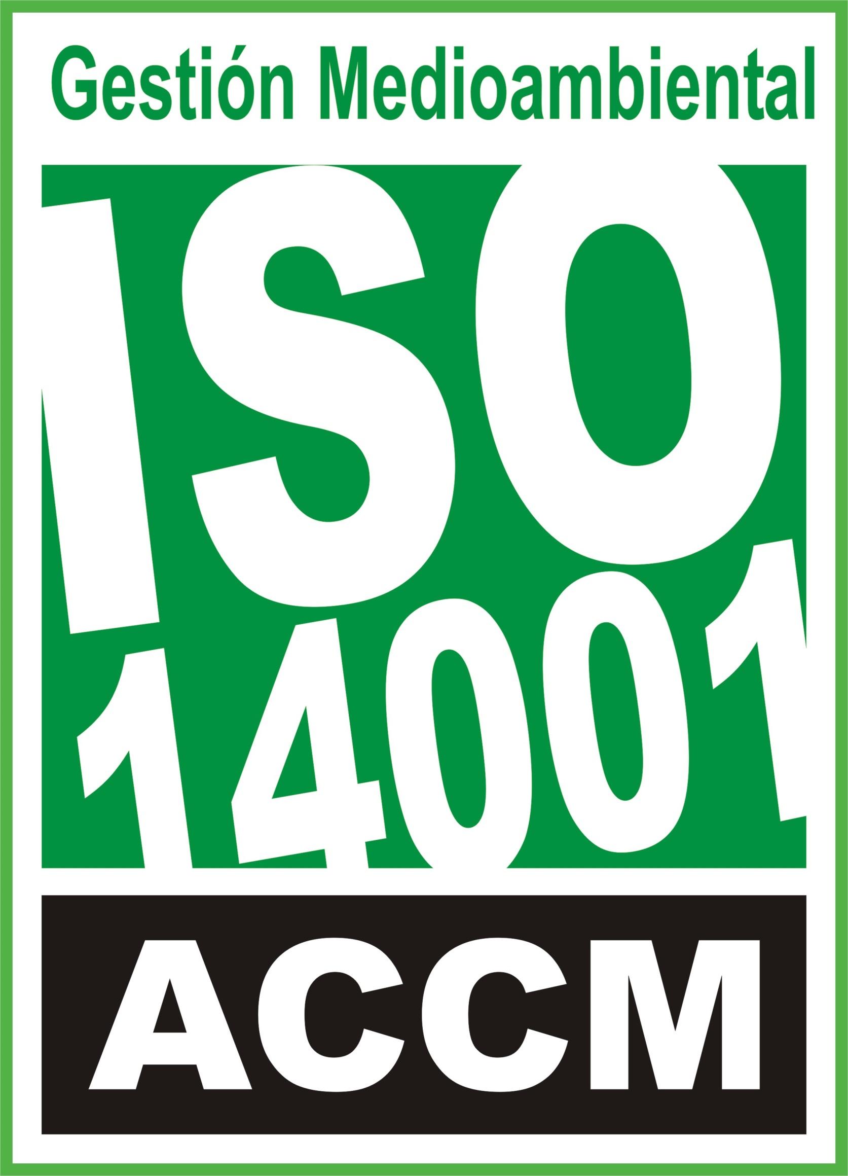 14001 Certificación MedioAmbiental