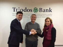 Triodos Bank y ACES promueven la educación innovadora con la firma de un convenio de colaboración.