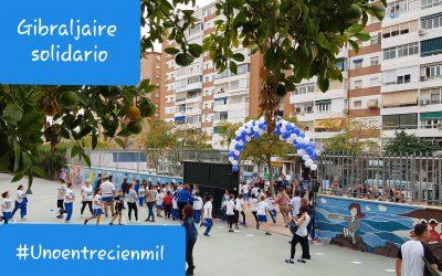 Carrera Solidaria contra leucemia infantil- Colegio Gibraljaire
