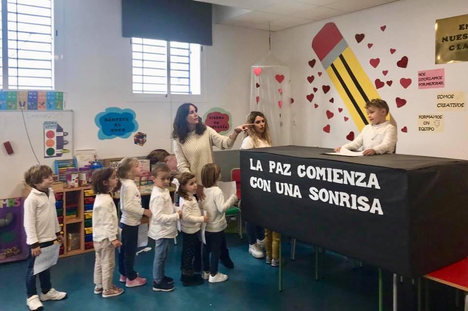 Colegio Platero - Día de la Paz 01