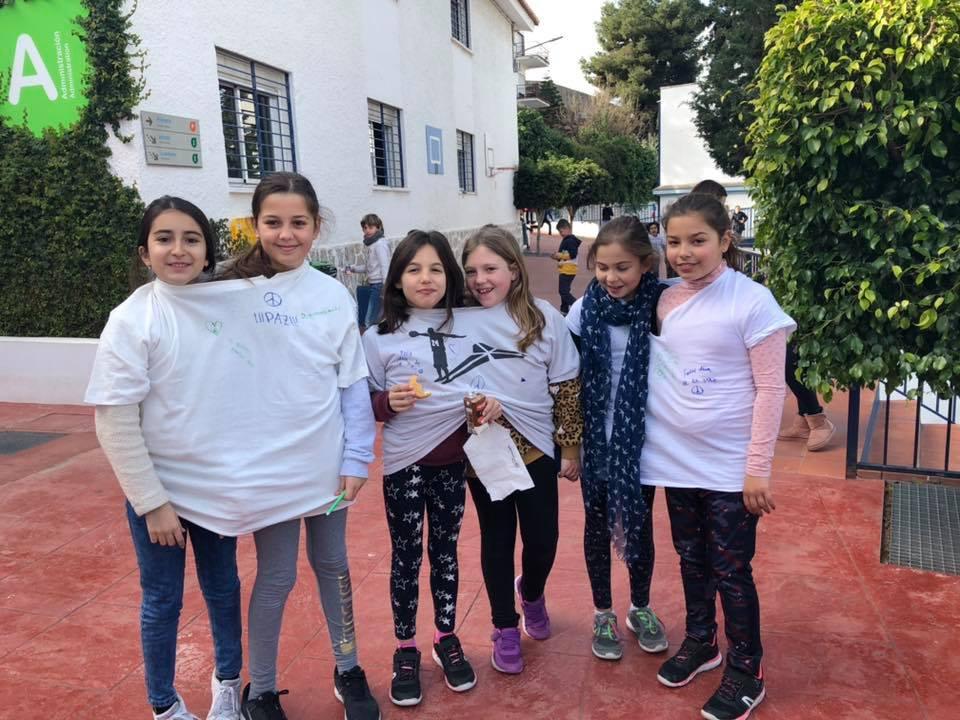 Colegio Platero - Día de la Paz 02