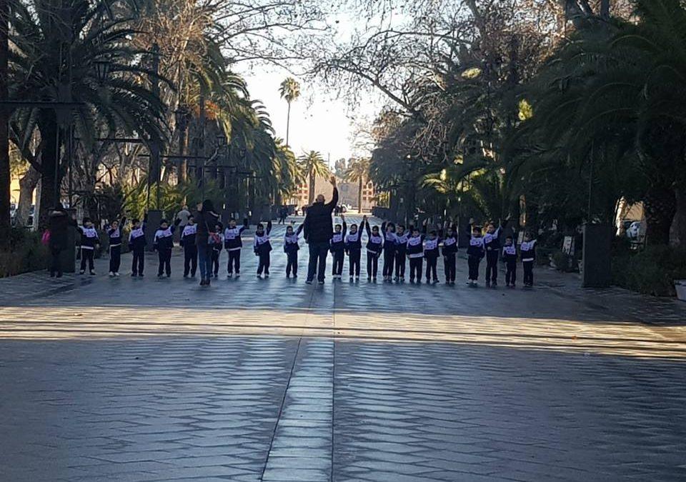 V Carrera Escolar – Colegio San Joaquín