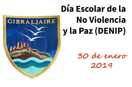 Día Escolar de la No Violencia y la Paz – Colegio Gibraljaire