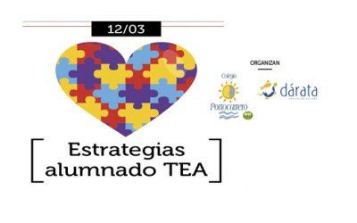 Estrategias para el alumnado TEA – Centros Almería