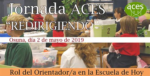 Jornada ACES – «Redirigiendo»