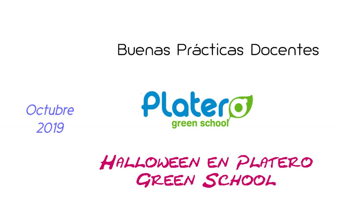 Halloween en Platero Green School