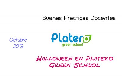 Halloween en Platero Green School