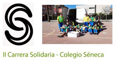 II Carrera Solidaria – Colegio Séneca.