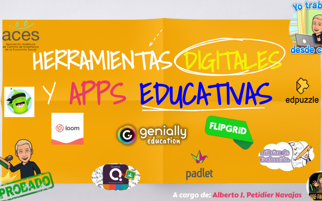Curso Herramientas Digitales y Apps Educativas