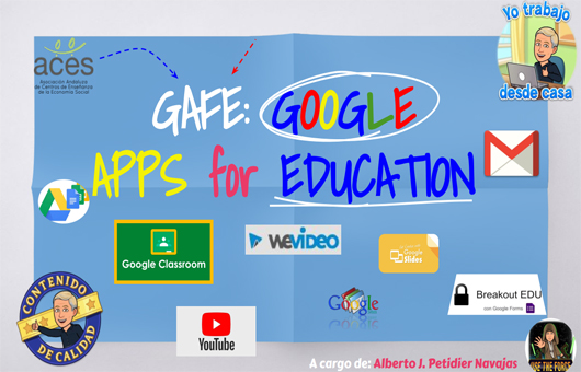GAFE – Google APPs for Education