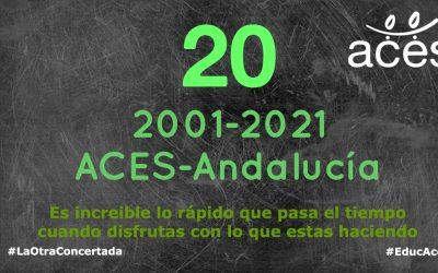 XX Aniversario ACES-Andalucía