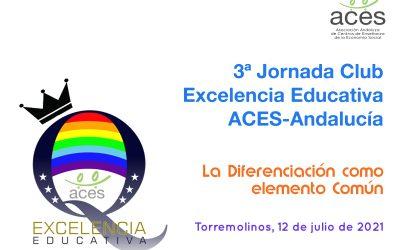 3ª Jornada Club Excelencia Educativa ACES