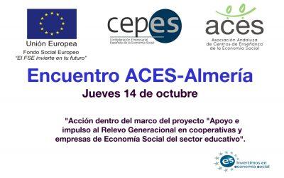 Encuentro Relevo Generacional ACES-Almería